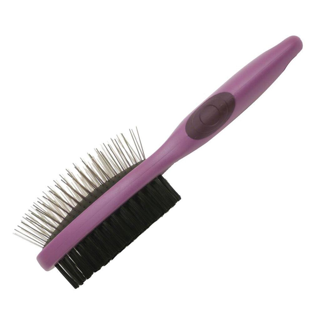 Salon Grooming Double Sided Brush
