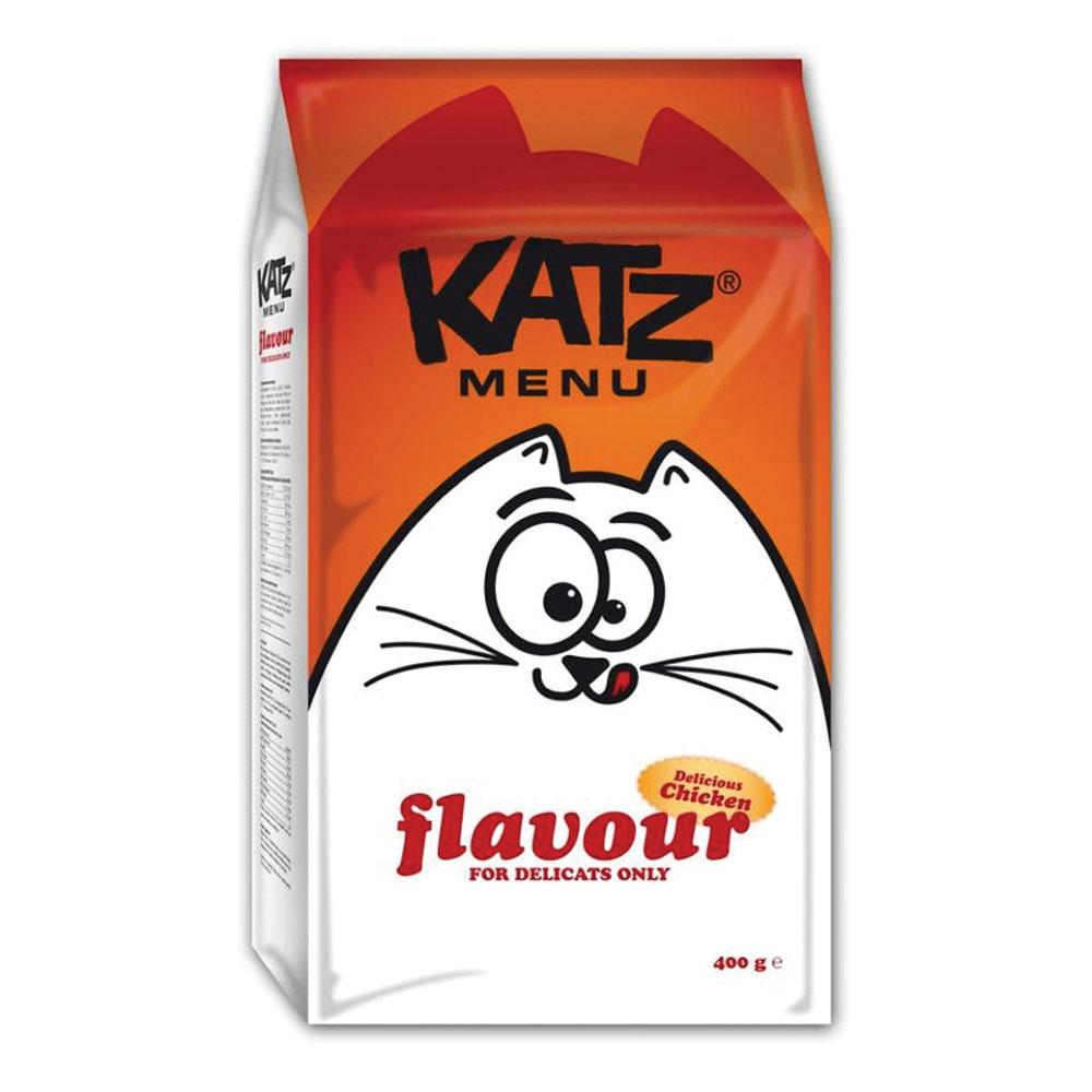Katz Menu Flavour Cat Food