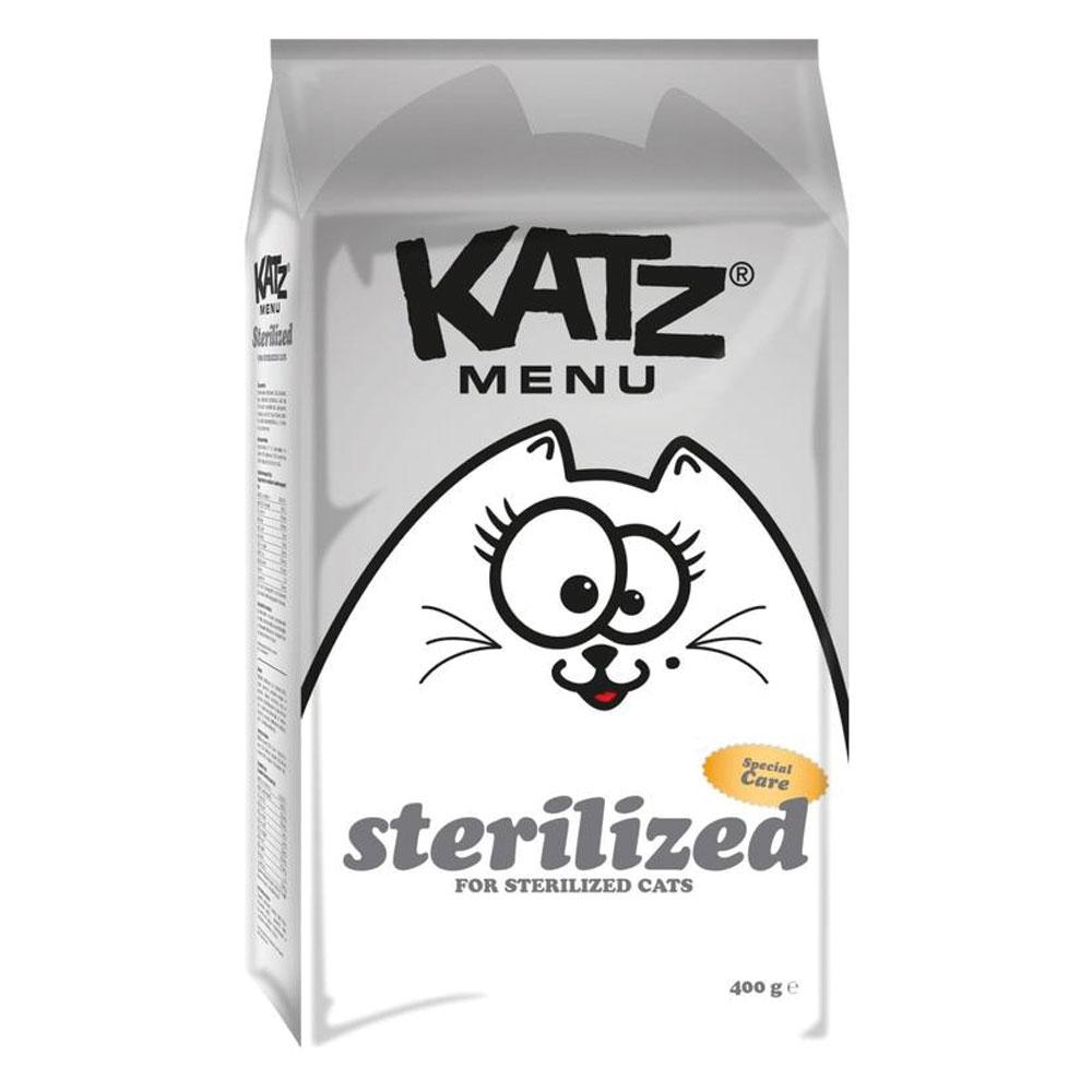 Katz Menu Sterilized Cat Food