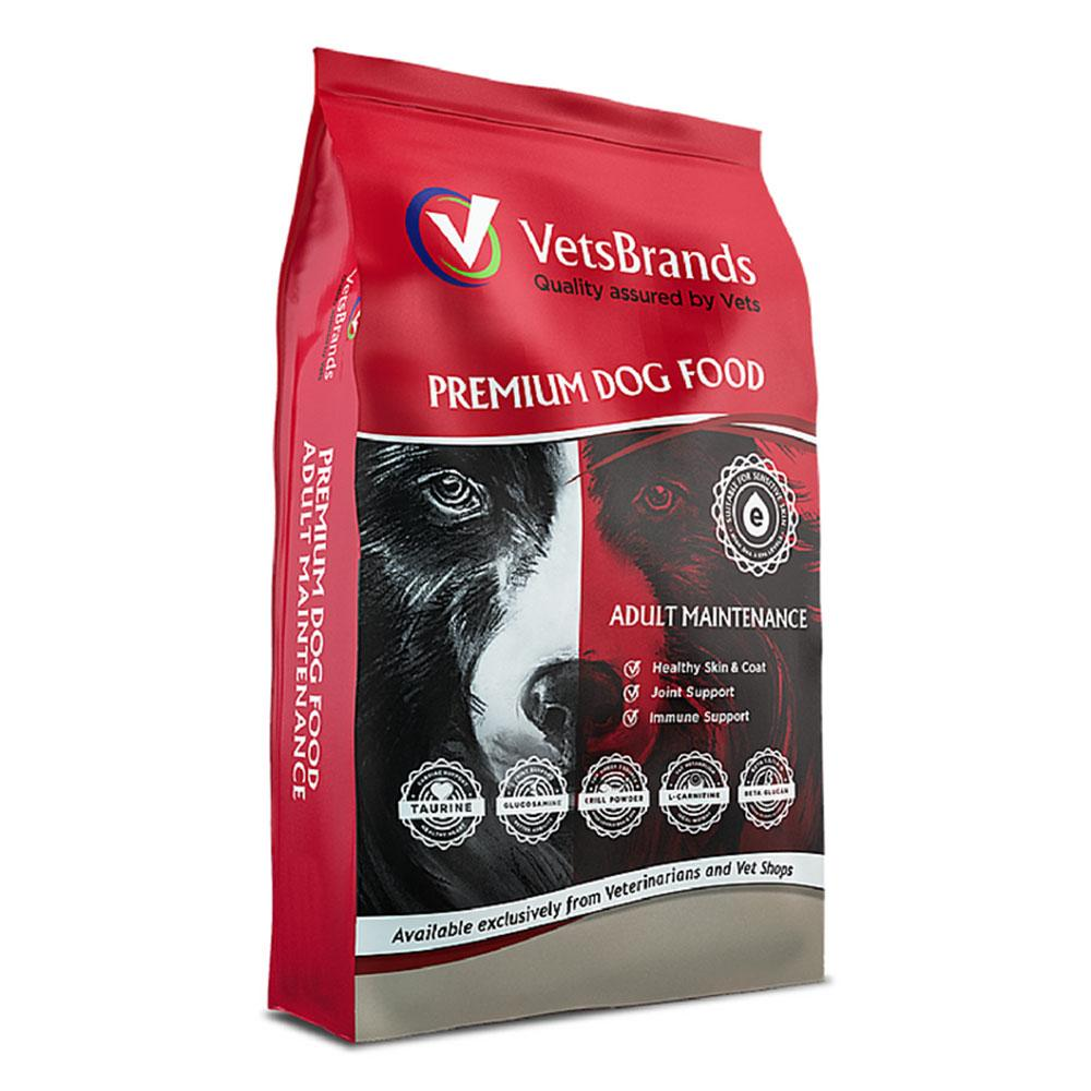 VetsBrands Adult Maintenance Giant Bite Premium Dog Food