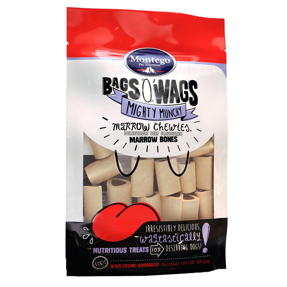 Montego Bags O' Wags Chewies Marrow Bones