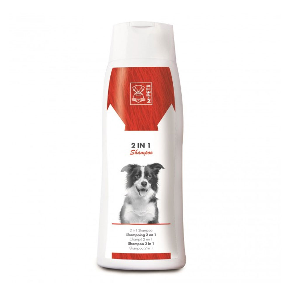 M-Pets 2-in-1 Shampoo and Conditioner
