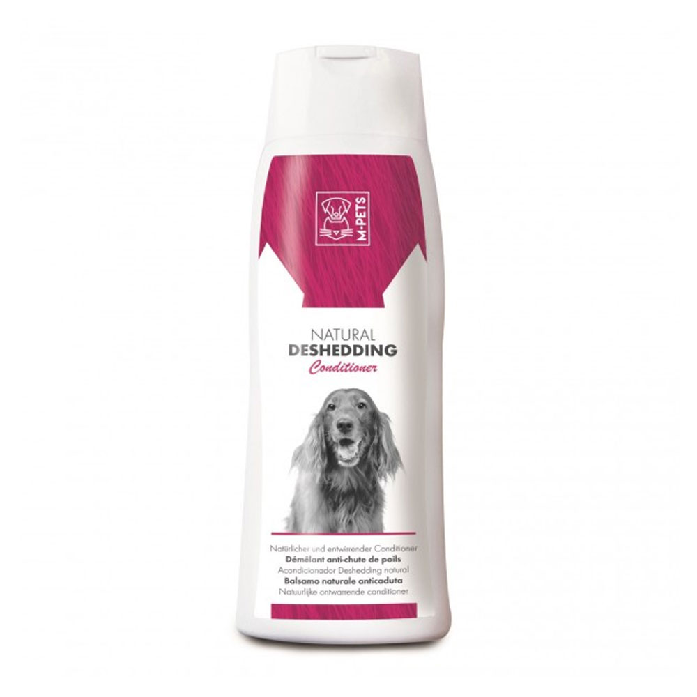 M-Pets Natural Deshedding Shampoo