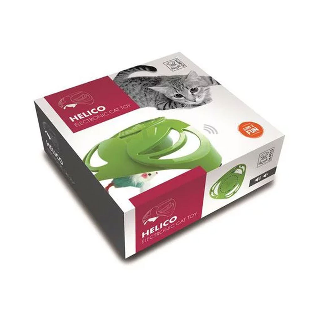 M-Pets Helico Electronic Cat Toy