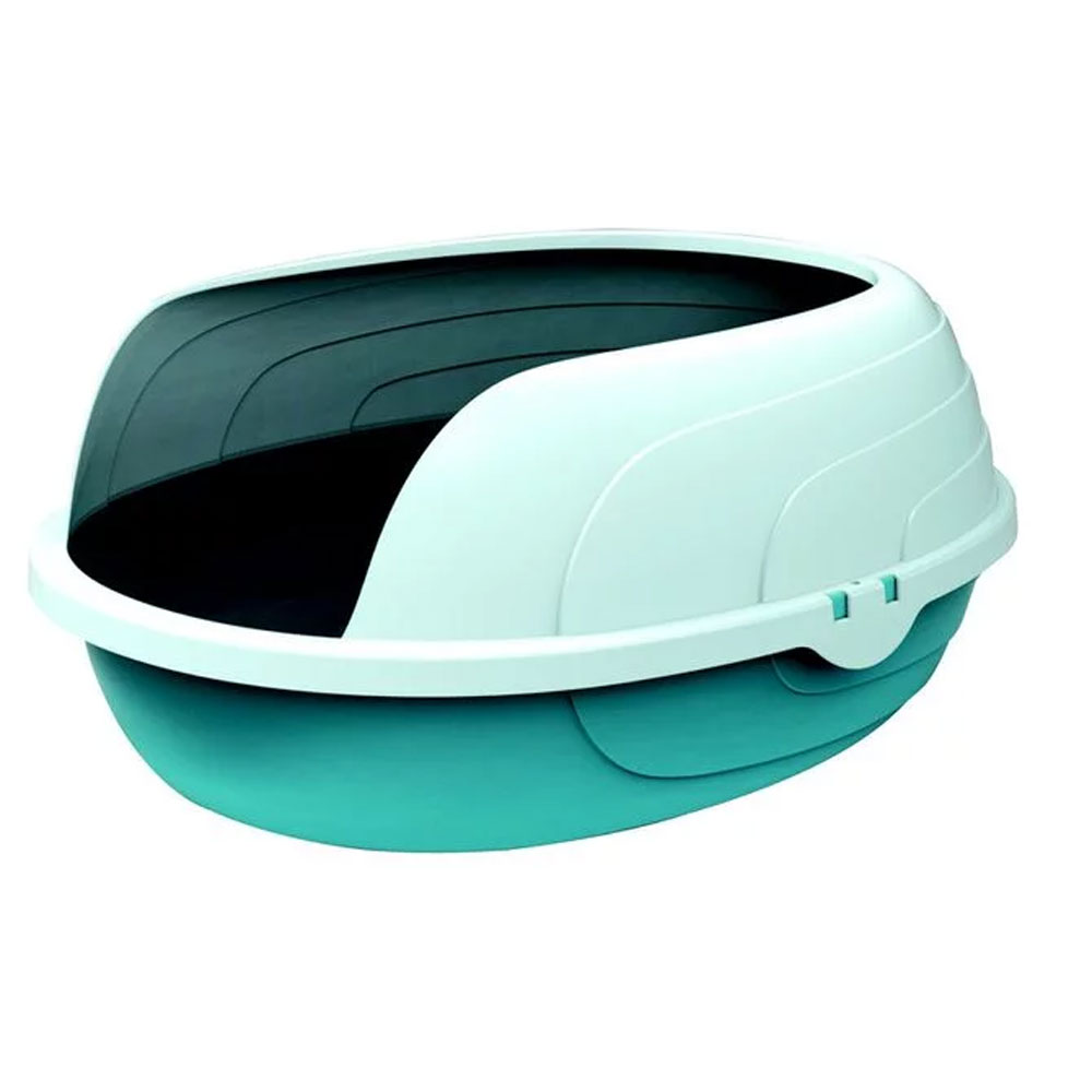 M-Pets Sherbin Cat Litter Box