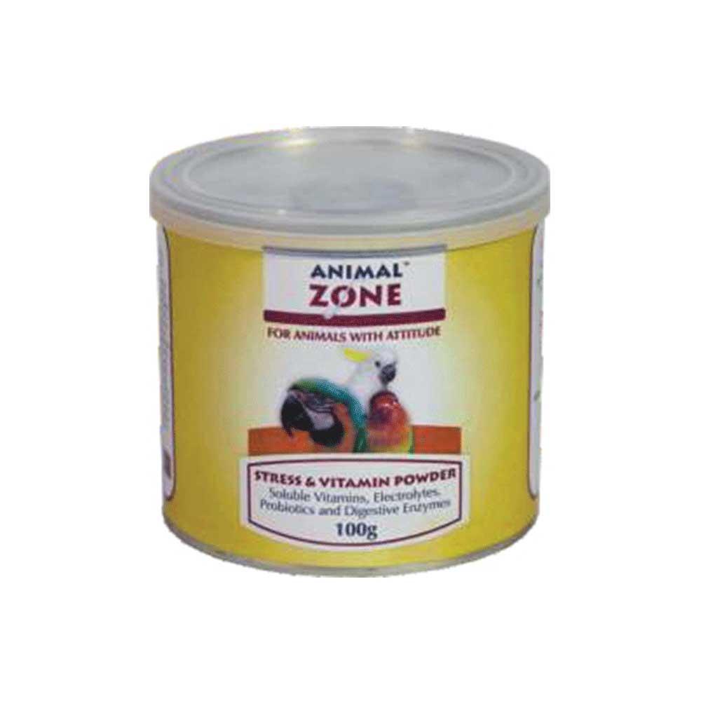 AnimalZone Stress and Vitamin Powder