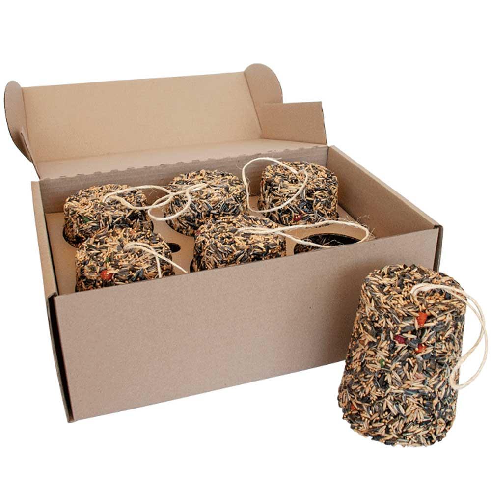 Westerman's Cockatiel Seed Bell Box (6)