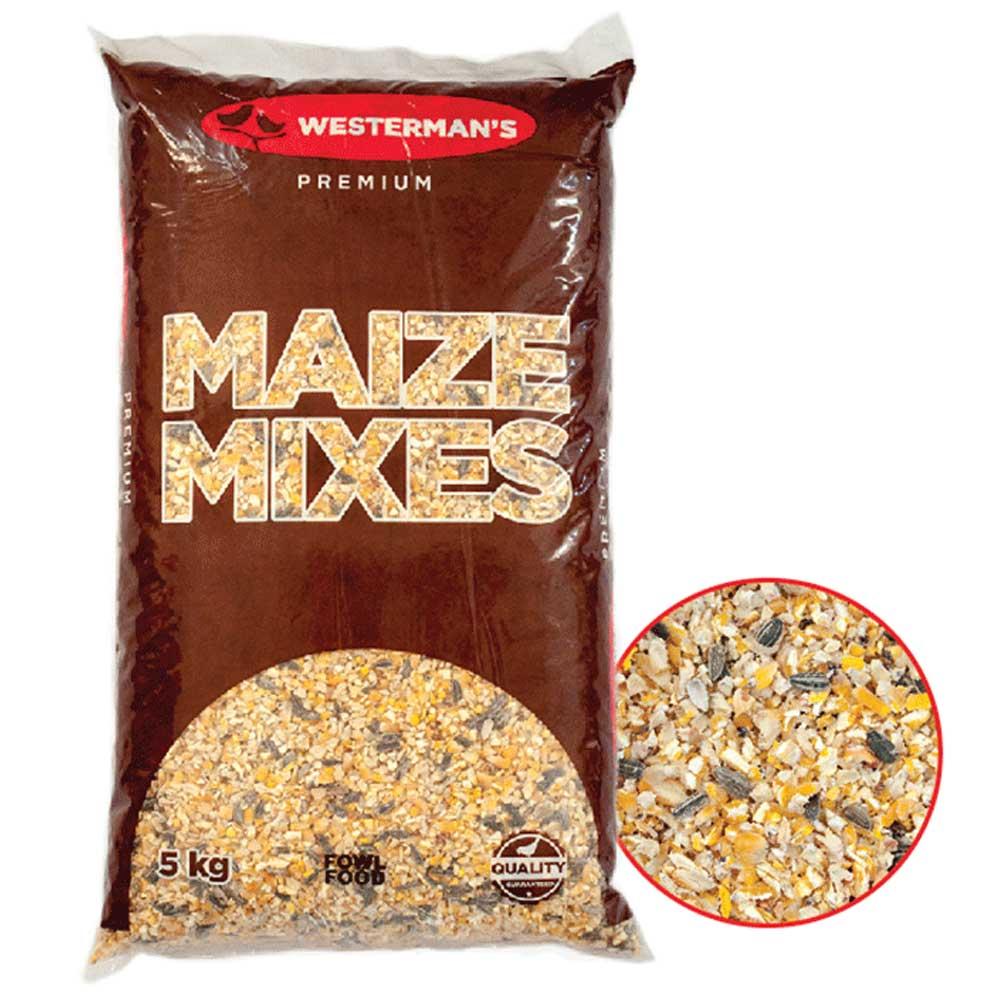 Westerman's Maize Mixes Fowl Food