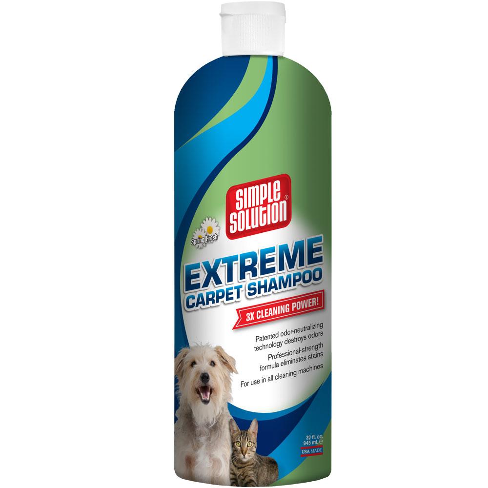 Simple Solution Extreme Carpet Shampoo