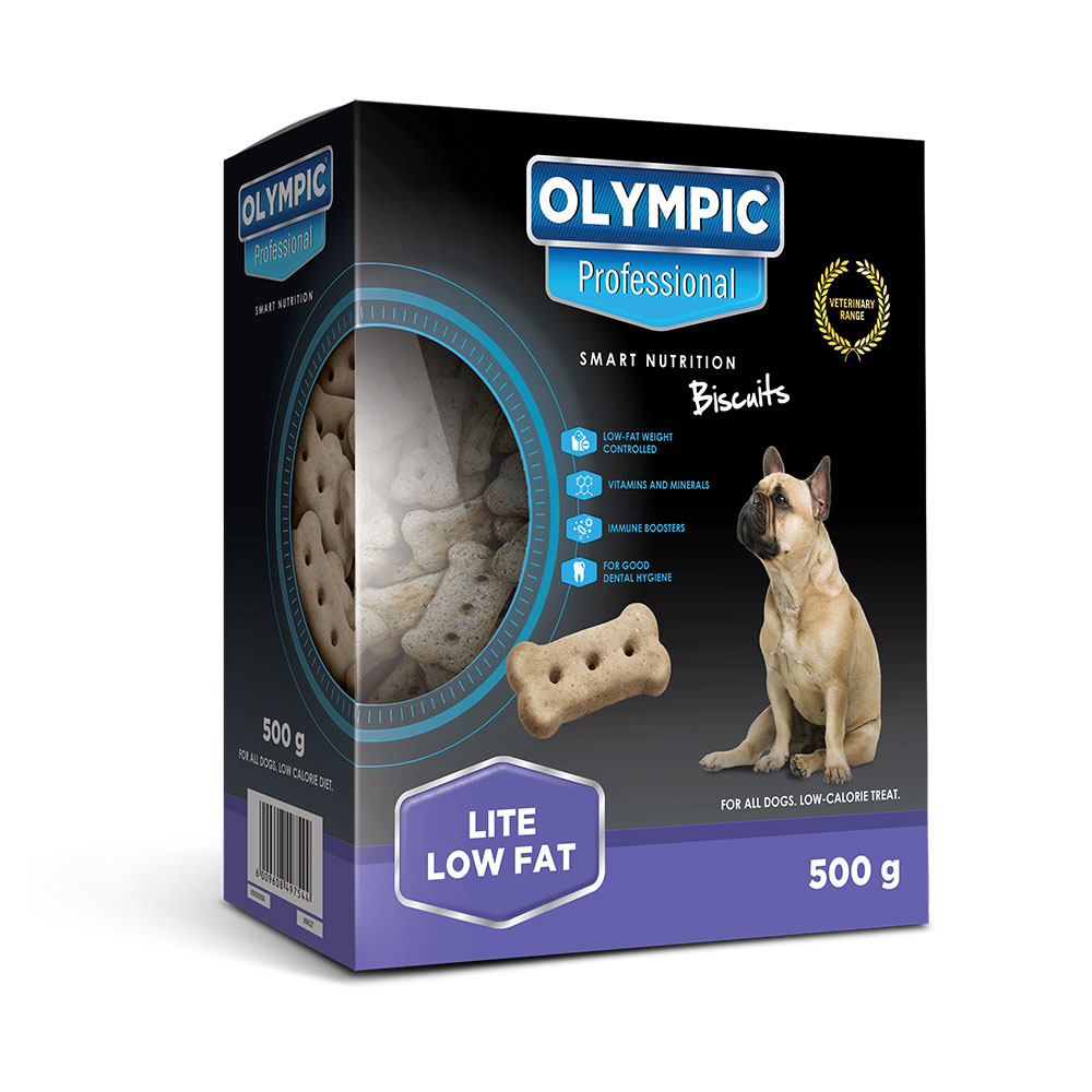 Olympic Professional Lite Low Fat Biscuits