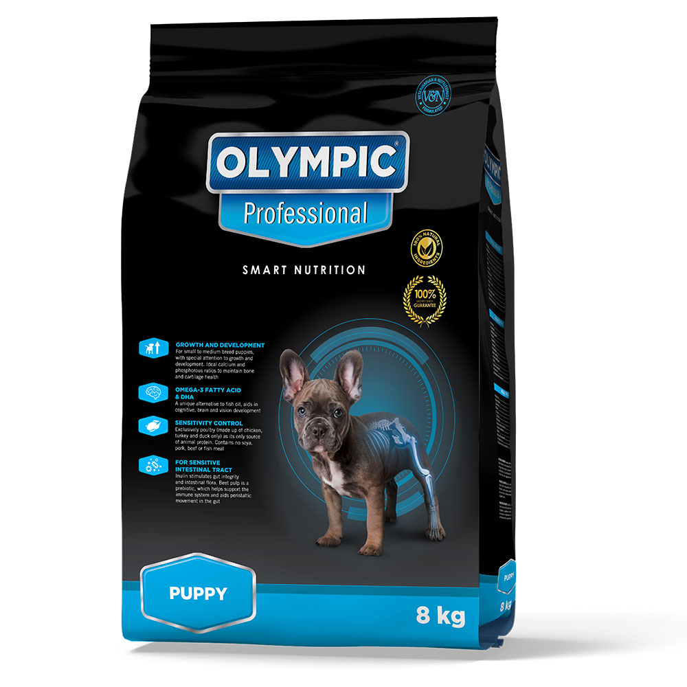Olympic Professional Puppy