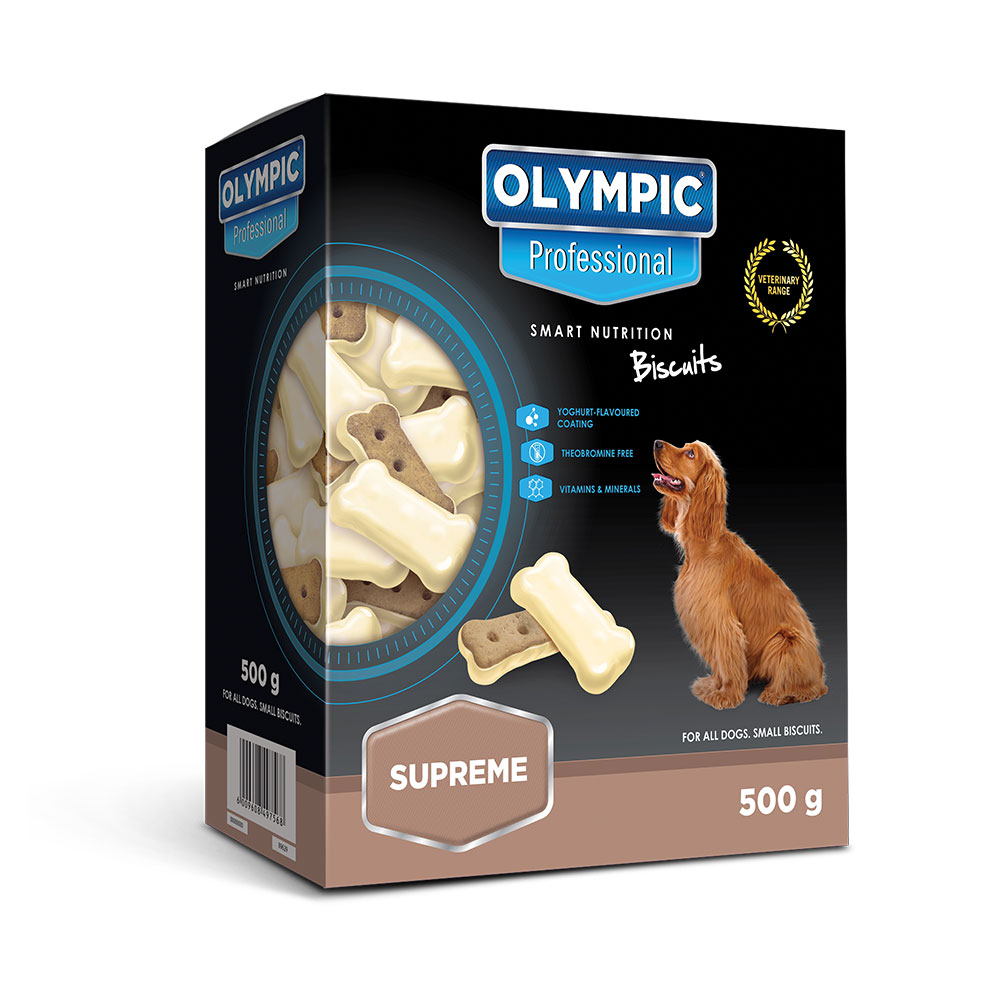 Olympic Professional Supreme Creamy Biscuits