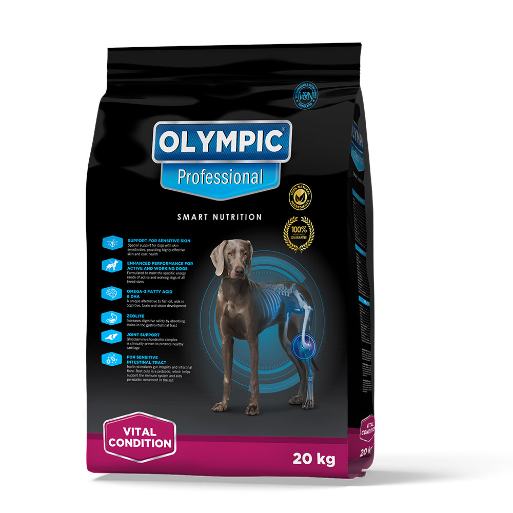 Olympic Professional Vital Condition