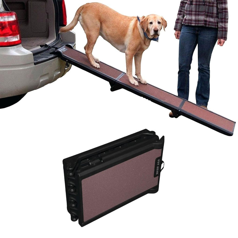 Rosewood Travel Lite Full Tri-Fold Dog Ramp