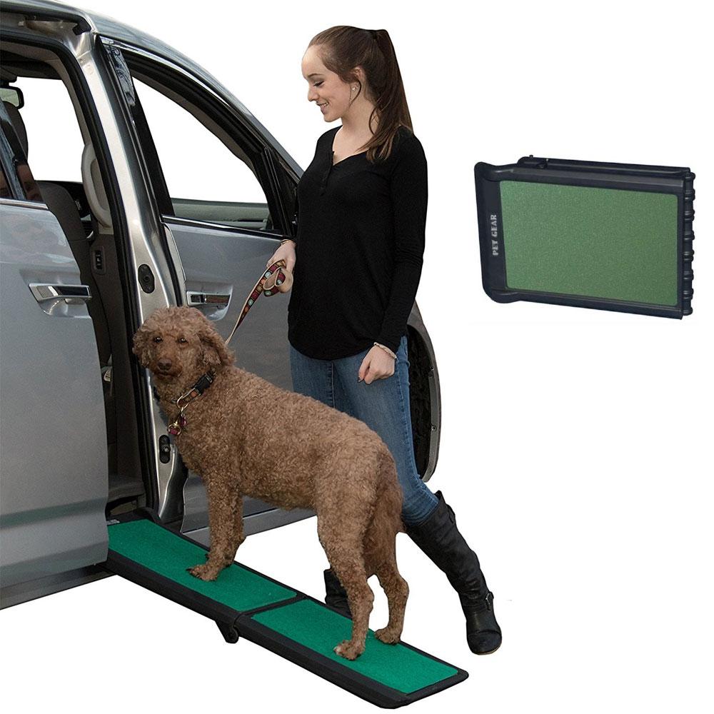 Rosewood TL Half Bi-Fold Dog Ramp