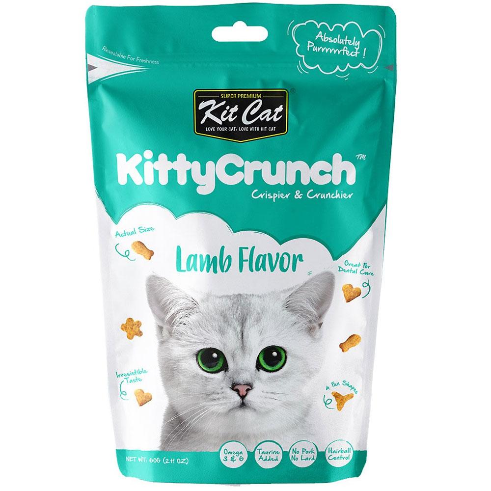 Kit Cat KittyCrunch Lamb 60g