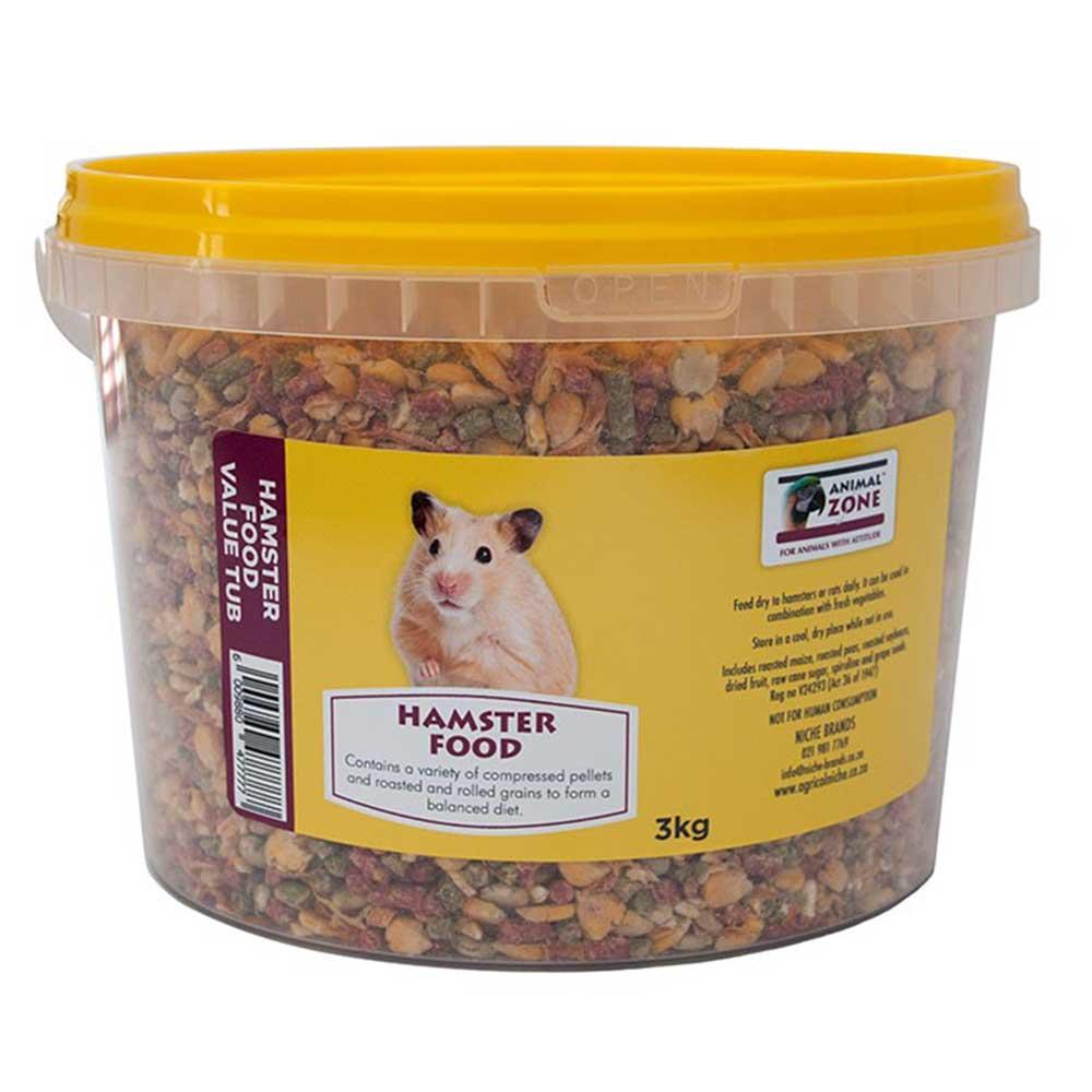 AnimalZone Hamster Food