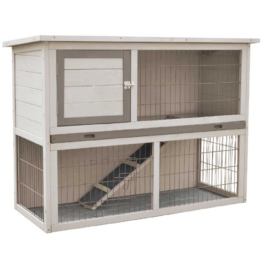 M-Pets Rabbit Hutch