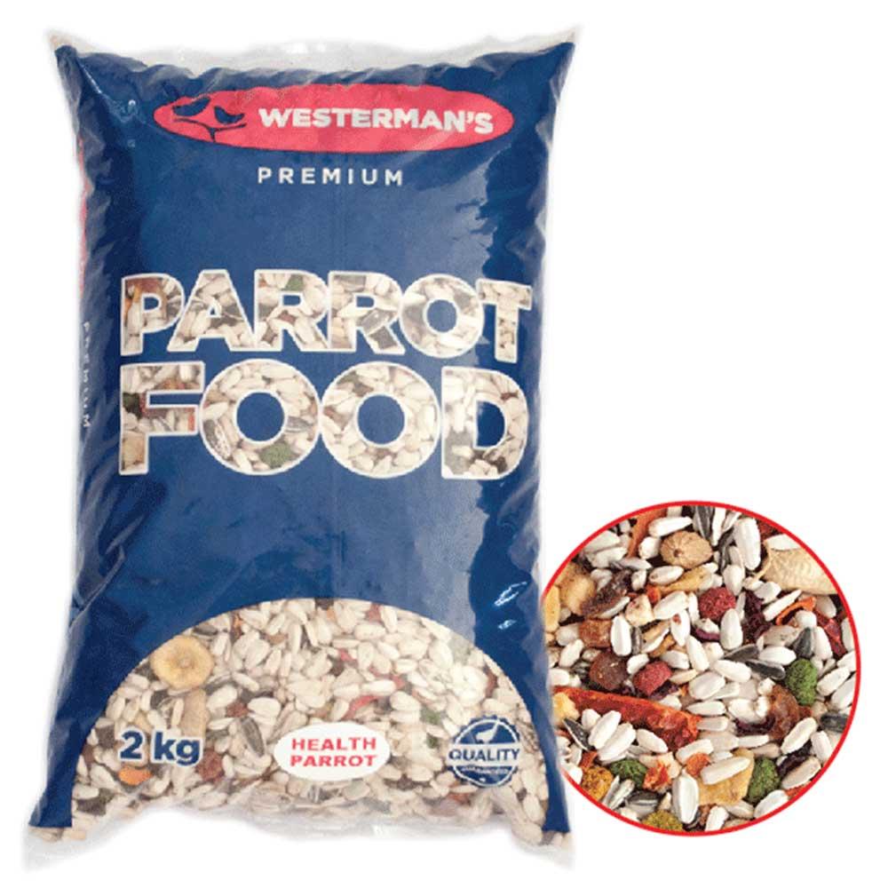 Westerman's Health Parrot Food