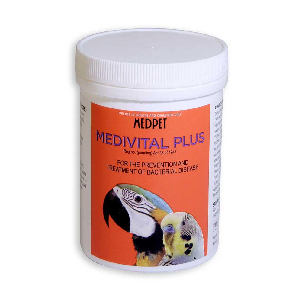 Medpet Medivital Plus