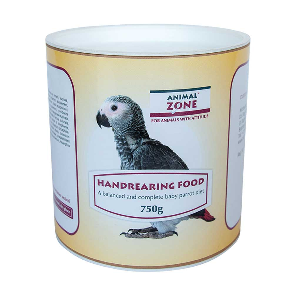 AnimalZone Handrearing Food