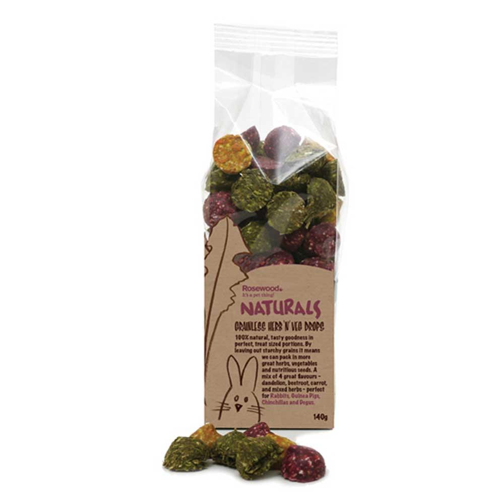 Rosewood Grainless Herb &Veg Drops
