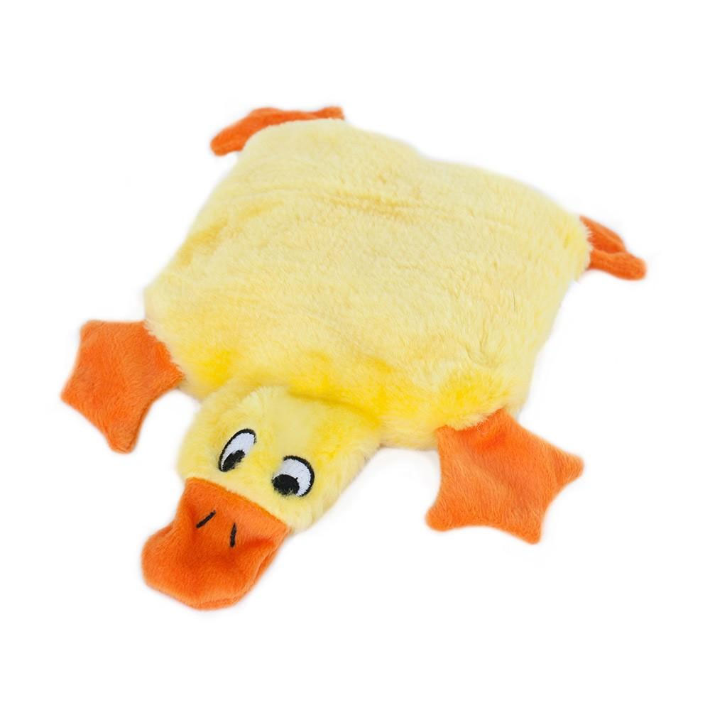Zippy Paws Squeakie Pad – Duck
