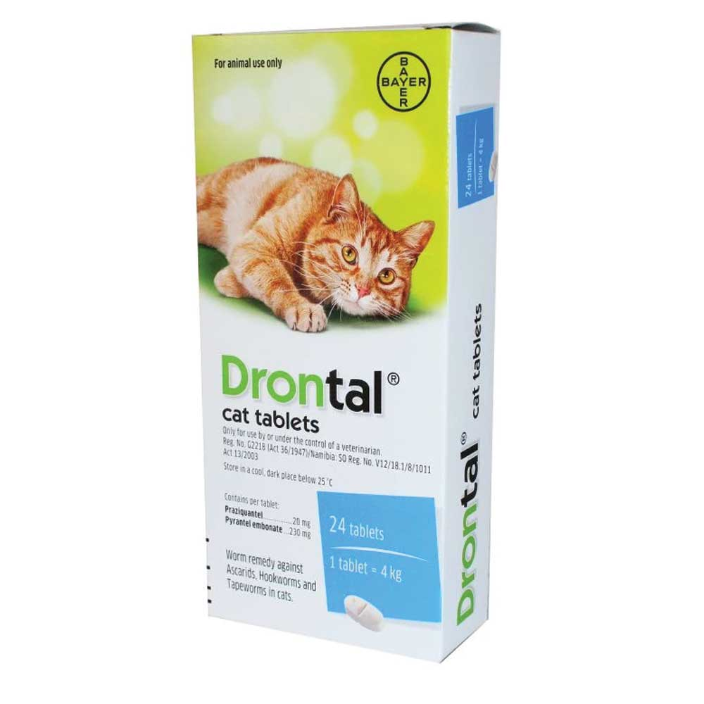 Bayer Drontal for Cats