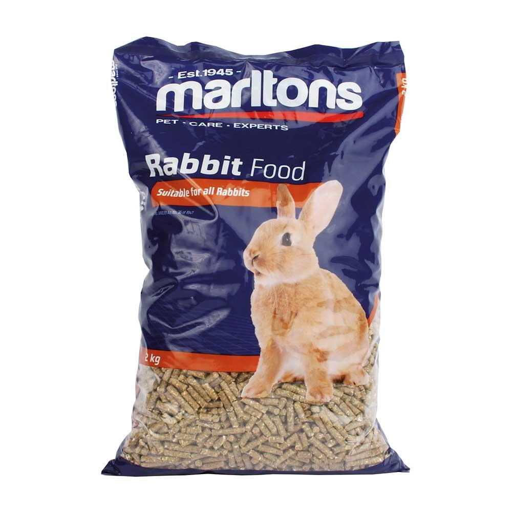 Marltons Rabbit Food