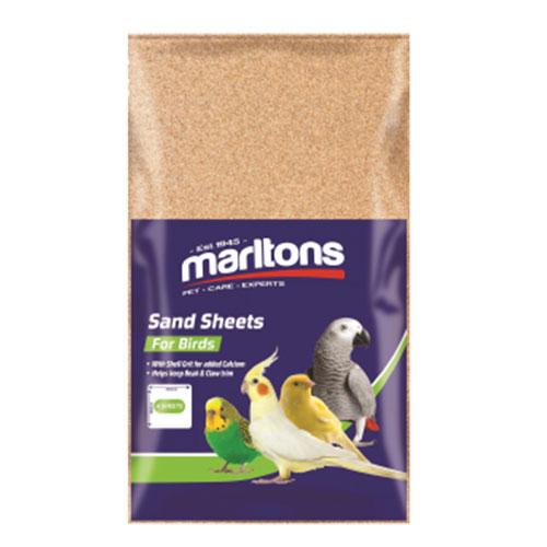 Marltons Sandsheets