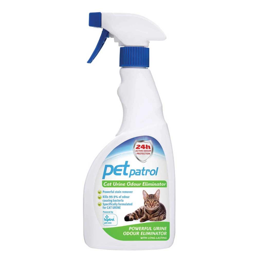 et Patrol Cat Urine odour eliminator
