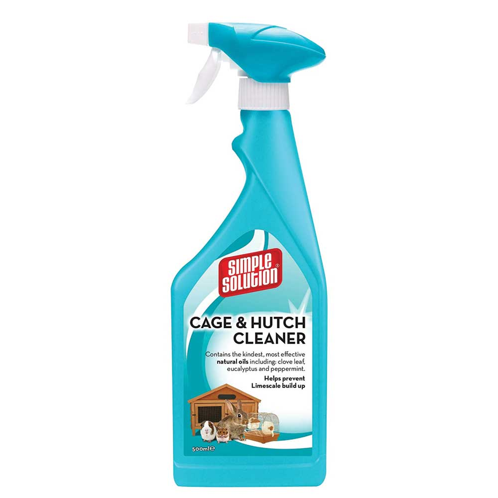 Simple Solution Cage and Hutch Cleaner
