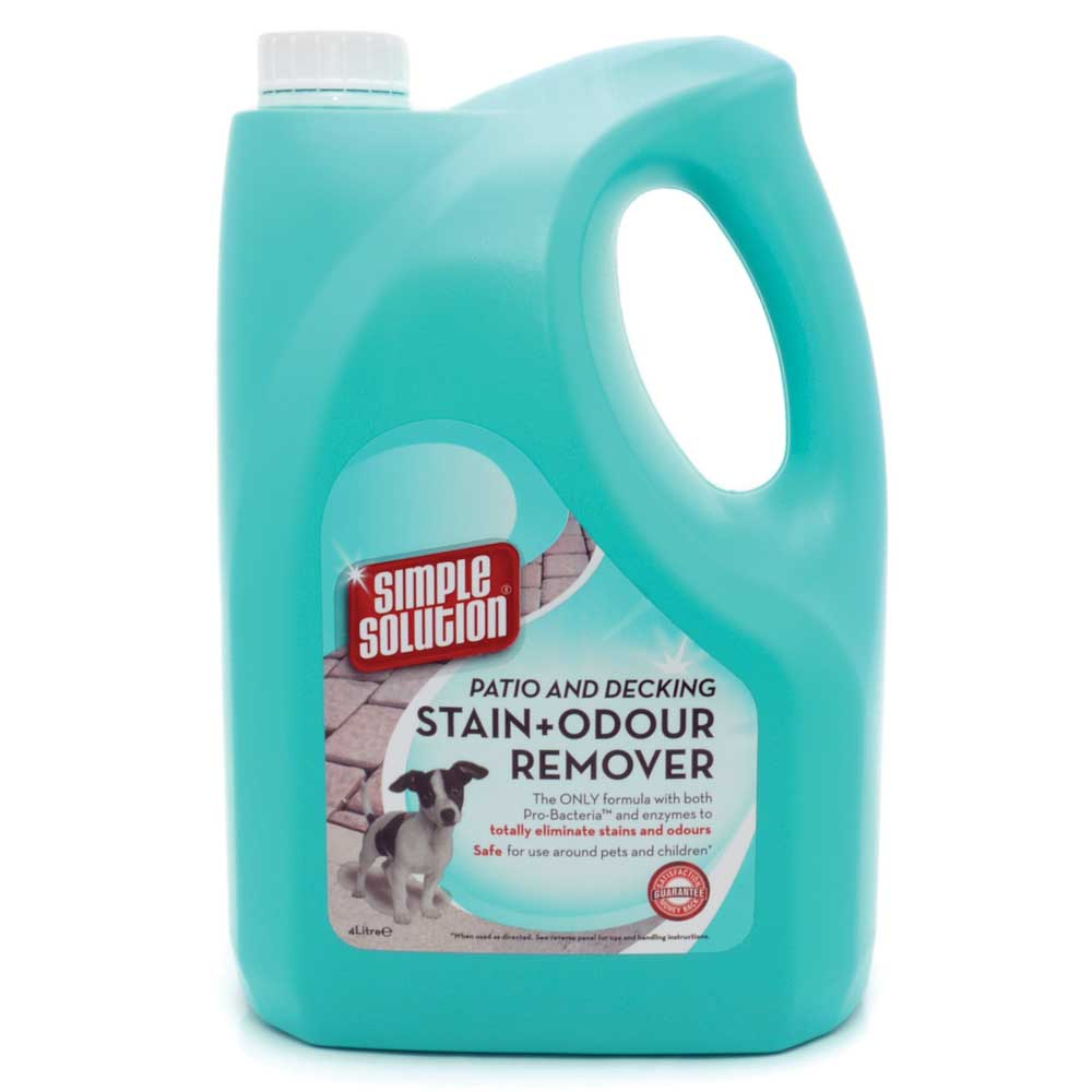 Simple Solution Patio & Decking Stain & Odour Remover