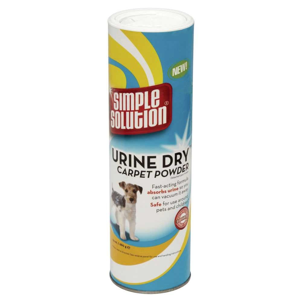 Simple Solution Urine Dry Carpet Powder
