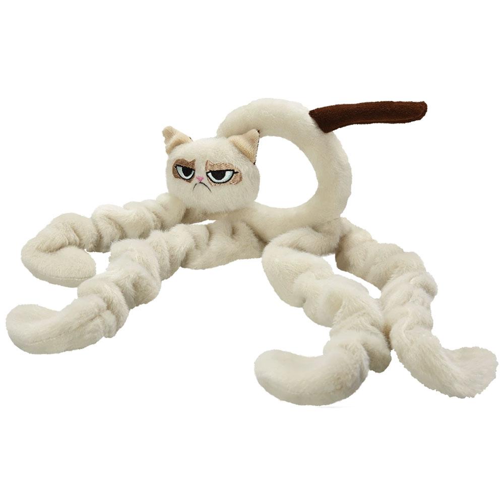 Rosewood Grumpy Cat Doorknob Hanger
