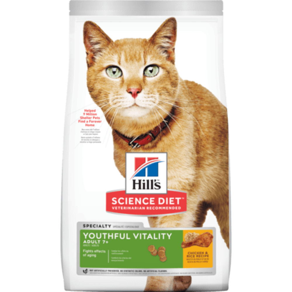 Hill's Science Plan Youth Vitality Cat